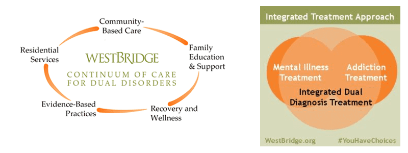 Continuum of care and Integrated Approach