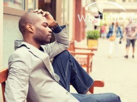 Depression Different Forms Stressed Young Businessman Outside.WBBlog7