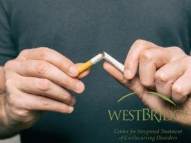 Smoking Quitting Smoking Male Crushing Cigarette.WBBlog5
