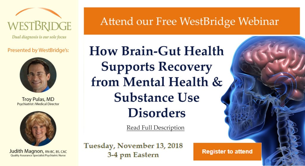 WestBridge Brain-Gut Connection Webinar